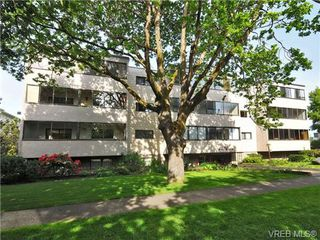 Photo 1: 101 2610 Graham St in VICTORIA: Vi Hillside Condo Apartment for sale (Victoria)  : MLS®# 739028