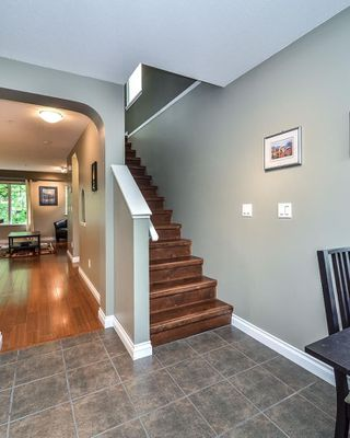 """Photo 12: 64 20176 68 Avenue in Langley: Willoughby Heights Townhouse for sale in """"STEEPLE CHASE"""" : MLS®# R2145197"""
