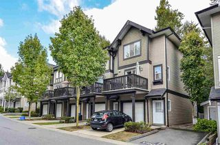 """Photo 1: 64 20176 68 Avenue in Langley: Willoughby Heights Townhouse for sale in """"STEEPLE CHASE"""" : MLS®# R2145197"""
