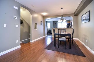 """Photo 5: 64 20176 68 Avenue in Langley: Willoughby Heights Townhouse for sale in """"STEEPLE CHASE"""" : MLS®# R2145197"""