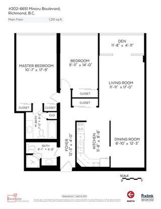 Photo 2: 202 6651 MINORU Boulevard in Richmond: Brighouse Condo for sale : MLS®# R2156561