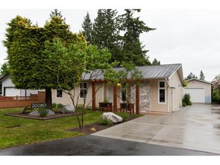 Photo 1: 20080 45 Avenue in Langley: Langley City House for sale : MLS®# R2178555