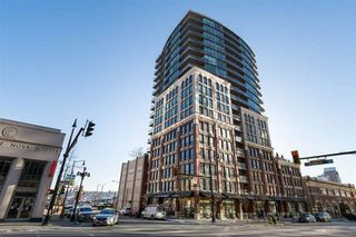 """Photo 1: 1509 14 BEGBIE Street in New Westminster: Quay Condo for sale in """"INTERURBAN"""" : MLS®# R2202721"""