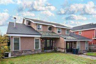 Photo 1: 922 DELESTRE Avenue in Coquitlam: Maillardville House 1/2 Duplex for sale : MLS®# R2213681