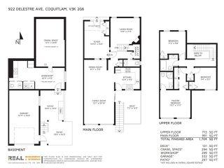 Photo 20: 922 DELESTRE Avenue in Coquitlam: Maillardville House 1/2 Duplex for sale : MLS®# R2213681