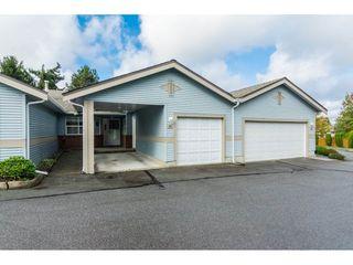 "Main Photo: 60 8889 212 Street in Langley: Walnut Grove Townhouse for sale in ""GARDEN TERRACE"" : MLS®# R2213745"