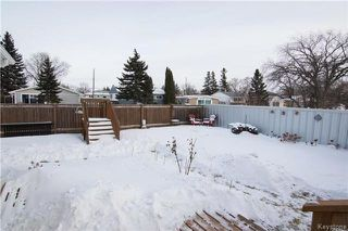 Photo 20: 92 Fontaine Crescent in Winnipeg: Windsor Park Residential for sale (2G)  : MLS®# 1802830