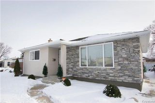 Photo 1: 92 Fontaine Crescent in Winnipeg: Windsor Park Residential for sale (2G)  : MLS®# 1802830
