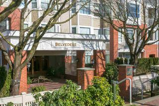 "Photo 18: 405 5280 OAKMOUNT Crescent in Burnaby: Oaklands Condo for sale in ""BELVEDERE"" (Burnaby South)  : MLS®# R2241684"