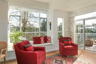"""Photo 5: 405 5280 OAKMOUNT Crescent in Burnaby: Oaklands Condo for sale in """"BELVEDERE"""" (Burnaby South)  : MLS®# R2241684"""