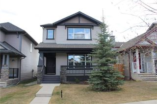 Photo 1: 171 SILVERADO Way SW in Calgary: Silverado House for sale : MLS®# C4172386