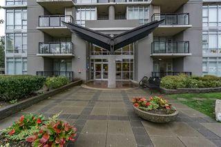 "Photo 1: 1005 555 DELESTRE Avenue in Coquitlam: Coquitlam West Condo for sale in ""CORA TOWERS"" : MLS®# R2255493"