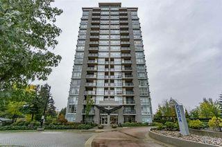 "Photo 4: 1005 555 DELESTRE Avenue in Coquitlam: Coquitlam West Condo for sale in ""CORA TOWERS"" : MLS®# R2255493"