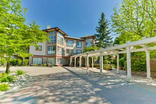 """Photo 1: 102 15342 20 Avenue in Surrey: King George Corridor Condo for sale in """"Sterling Place"""" (South Surrey White Rock)  : MLS®# R2269750"""