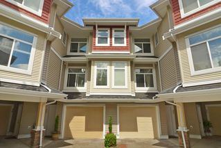 "Photo 1: 33 8655 159 Street in Surrey: Fleetwood Tynehead Townhouse for sale in ""Springfield Court"" : MLS®# R2273968"