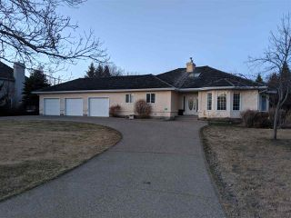 Photo 1: 37 Brittany Crescent: Rural Sturgeon County House for sale : MLS®# E4124238