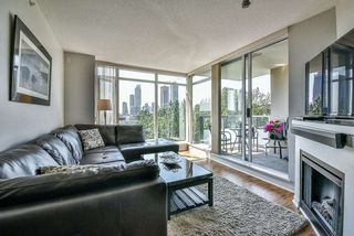"""Photo 7: 1001 2133 DOUGLAS Road in Burnaby: Brentwood Park Condo for sale in """"PERSPECTIVES"""" (Burnaby North)  : MLS®# R2322738"""
