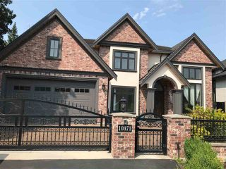 Main Photo: 10371 SEAHAM Crescent in Richmond: Ironwood House for sale : MLS®# R2330934