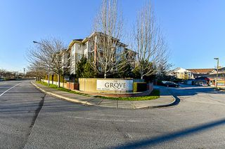 "Main Photo: B109 8929 202 Street in Langley: Walnut Grove Condo for sale in ""The Grove"" : MLS®# R2332559"