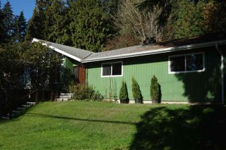 Main Photo: 4646 COVE CLIFF Road in North Vancouver: Deep Cove House for sale : MLS®# R2340572