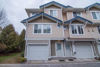 """Main Photo: 11 6533 121 Street in Surrey: West Newton Townhouse for sale in """"Stonebriar"""" : MLS®# R2345983"""