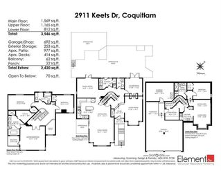 "Photo 20: 2911 KEETS Drive in Coquitlam: Coquitlam East House for sale in ""RIVER HEIGHTS"" : MLS®# R2352178"