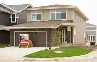 Photo 1: 162 Dagnone Lane in Saskatoon: Brighton Residential for sale : MLS®# SK763472