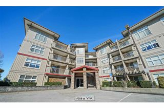 "Photo 1: 209 2515 PARK Drive in Abbotsford: Abbotsford East Condo for sale in ""VIVA"" : MLS®# R2354202"