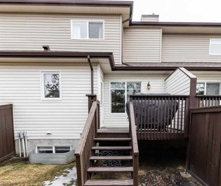 Photo 27: 20 171 Brintnell Boulevard in Edmonton: Zone 03 Townhouse for sale : MLS®# E4150032
