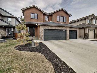 Main Photo: 6 Cherry Point: Fort Saskatchewan House for sale : MLS®# E4152760
