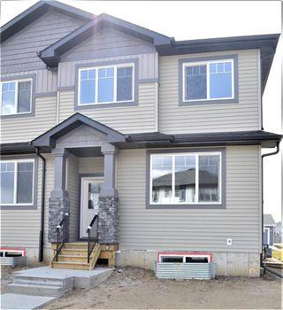 Photo 1: 296 Rolston Wynd: Leduc House Half Duplex for sale : MLS®# E4152977