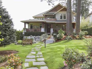 """Main Photo: 2972 SEMIAHMOO Trail in Surrey: Elgin Chantrell House for sale in """"Semiahmoo Trail"""" (South Surrey White Rock)  : MLS®# R2366473"""