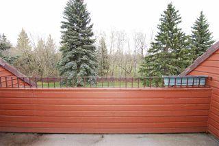 Photo 16: 24 500 LESSARD Drive in Edmonton: Zone 20 Townhouse for sale : MLS®# E4155694