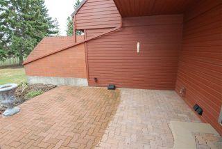 Photo 25: 24 500 LESSARD Drive in Edmonton: Zone 20 Townhouse for sale : MLS®# E4155694