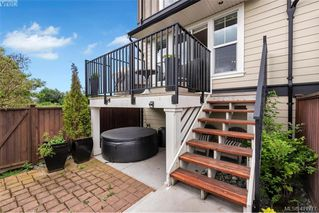 Photo 18: 11 3903 Douglas Street in VICTORIA: SE Swan Lake Row/Townhouse for sale (Saanich East)  : MLS®# 411777