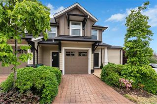 Photo 1: 11 3903 Douglas Street in VICTORIA: SE Swan Lake Row/Townhouse for sale (Saanich East)  : MLS®# 411777