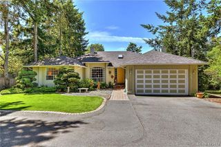 Photo 1: 3734 Epsom Drive in VICTORIA: SE Cedar Hill Single Family Detached for sale (Saanich East)  : MLS®# 412117