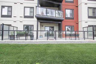 Main Photo: 110 304 AMBLESIDE Link in Edmonton: Zone 56 Condo for sale : MLS®# E4162291