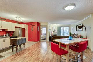 Photo 1: 112 279 SUDER GREENS Drive in Edmonton: Zone 58 Condo for sale : MLS®# E4169792