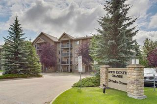 Photo 2: 112 279 SUDER GREENS Drive in Edmonton: Zone 58 Condo for sale : MLS®# E4169792
