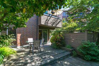 "Main Photo: 101 2480 W 3RD Avenue in Vancouver: Kitsilano Condo for sale in ""Westvale"" (Vancouver West)  : MLS®# R2405480"
