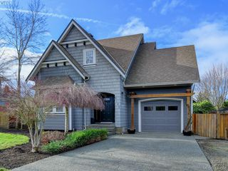 Photo 1: 4142 Auldfarm Lane in VICTORIA: SW Strawberry Vale Single Family Detached for sale (Saanich West)  : MLS®# 420688