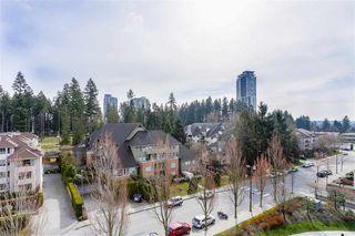 "Photo 16: 605 1178 HEFFLEY Crescent in Coquitlam: North Coquitlam Condo for sale in ""OBELISK"" : MLS®# R2446696"