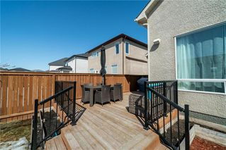 Photo 38: 22 John Pelland Road in Winnipeg: Sage Creek Residential for sale (2K)  : MLS®# 202005964