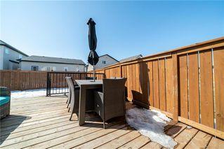 Photo 37: 22 John Pelland Road in Winnipeg: Sage Creek Residential for sale (2K)  : MLS®# 202005964