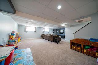 Photo 32: 22 John Pelland Road in Winnipeg: Sage Creek Residential for sale (2K)  : MLS®# 202005964