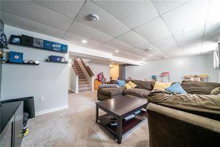 Photo 31: 22 John Pelland Road in Winnipeg: Sage Creek Residential for sale (2K)  : MLS®# 202005964