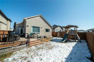 Photo 39: 22 John Pelland Road in Winnipeg: Sage Creek Residential for sale (2K)  : MLS®# 202005964
