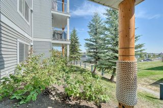 Photo 38: 107 380 Marina Drive: Chestermere Apartment for sale : MLS®# A1028134