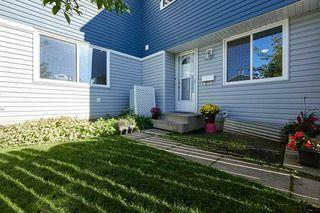 Photo 1: 109 14707 53 Avenue in Edmonton: Zone 14 Townhouse for sale : MLS®# E4213215